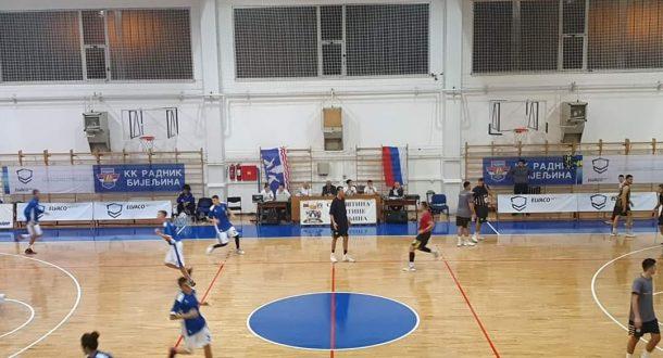 KK Radnik Elvaco MetPro nije uspio da se plasira u polufinale Kupa RS